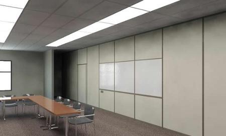 Pocket Door With Glass Panels